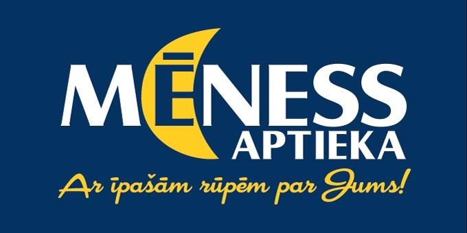 Mēness Aptieka logo
