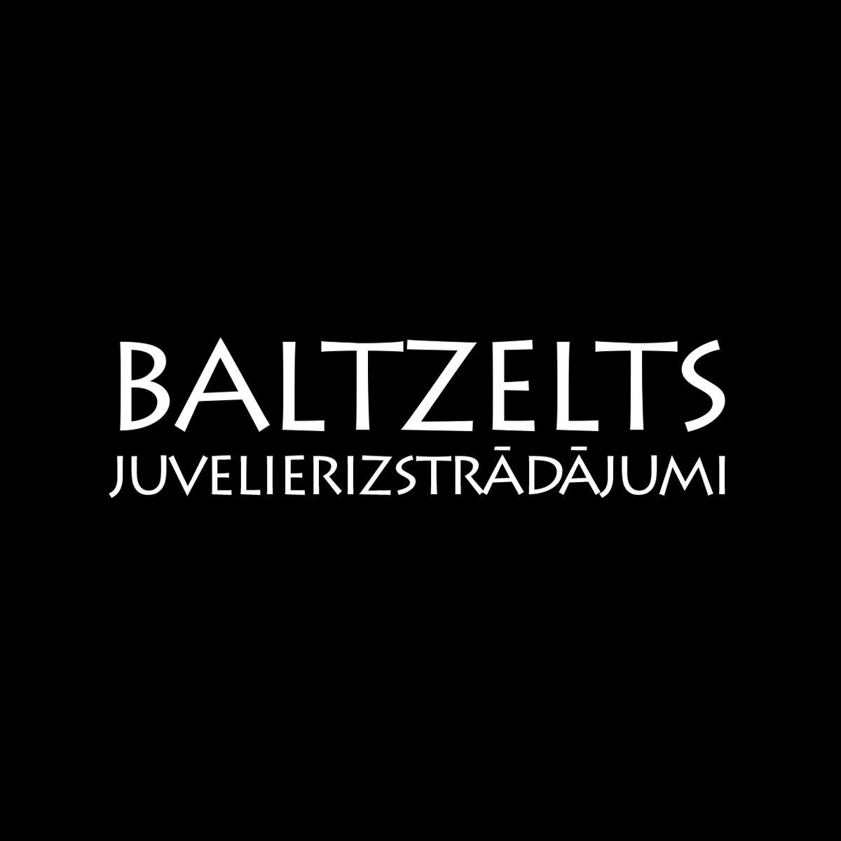 BALTZELTS juvelierizstrādājumi logo