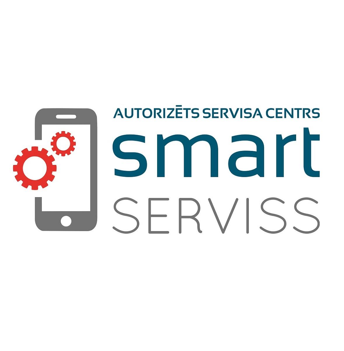 Smartserviss logo