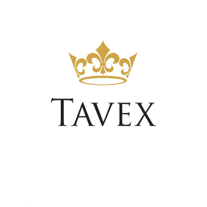 Tavex zelts & valūta logo