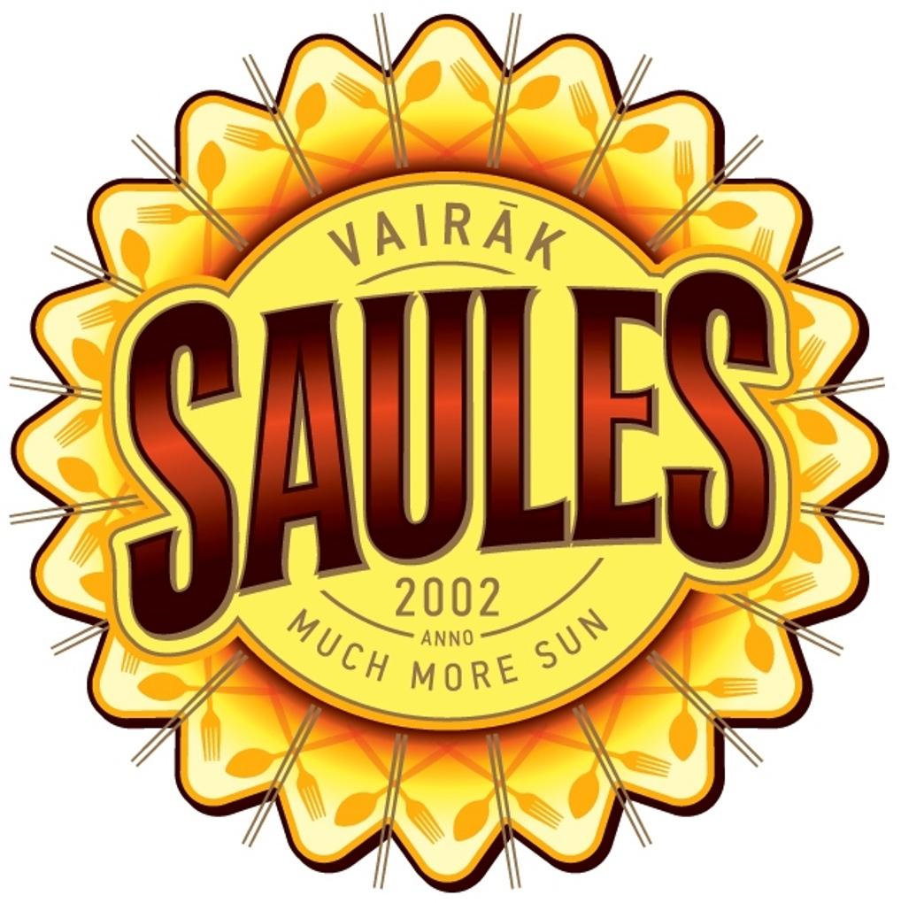 Vairāk saules logo