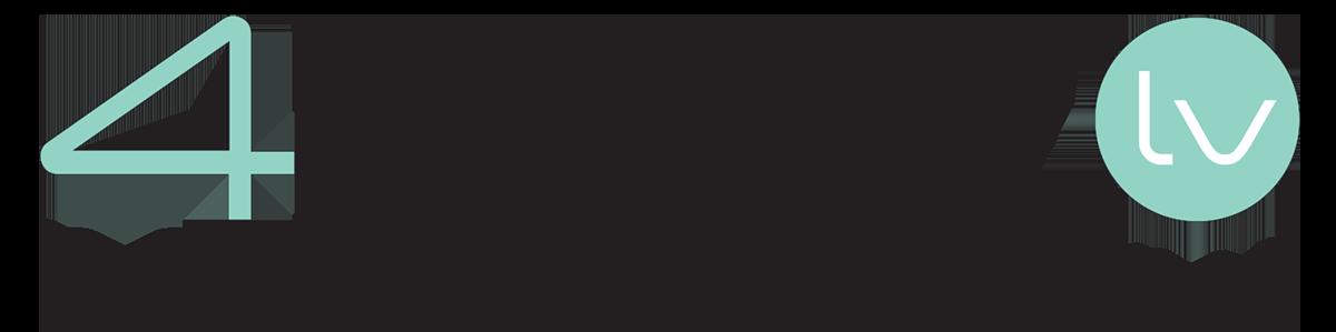 4hair.lv logo