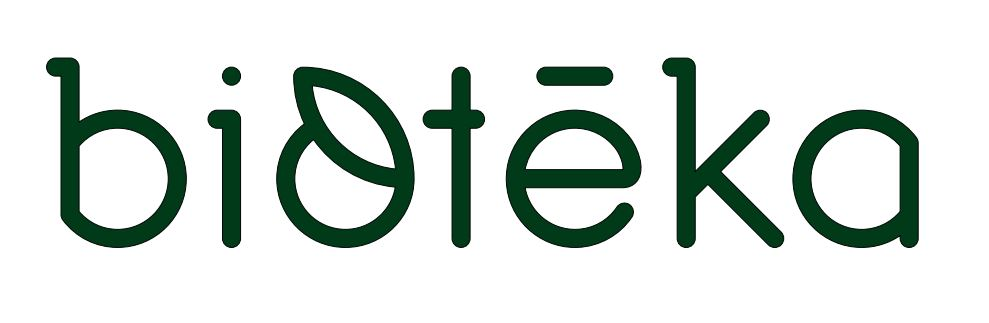Biotēka logo